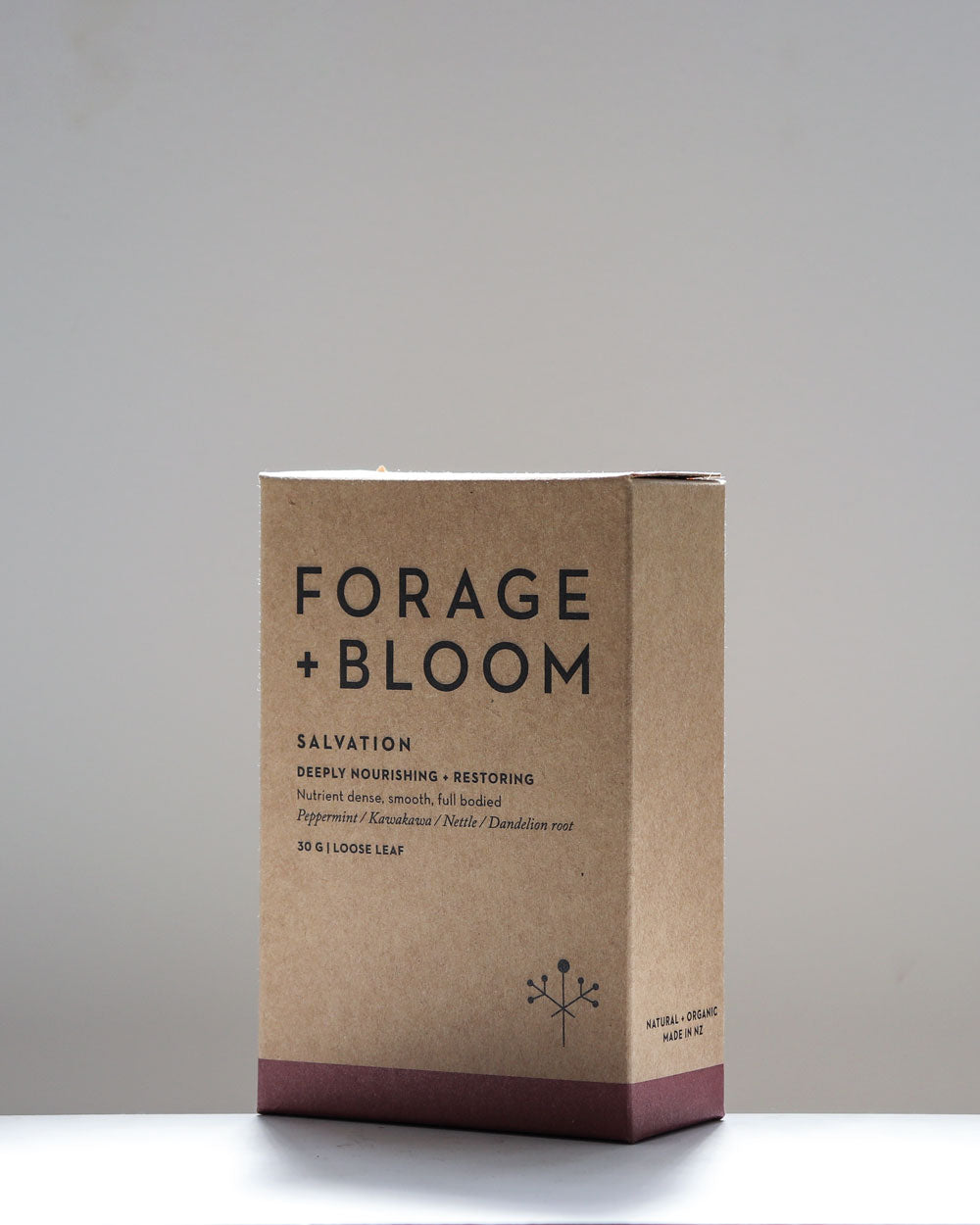 Salvation Tea / Forage & Bloom