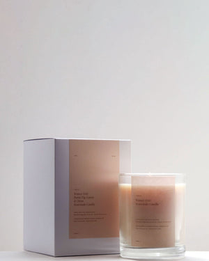 Seasonal Scented Candle / Winter / Mark Antonia