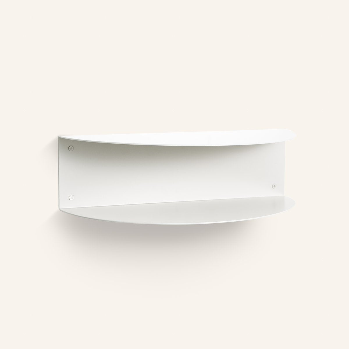 Fold Bedside Table / White / Made of Tomorrow