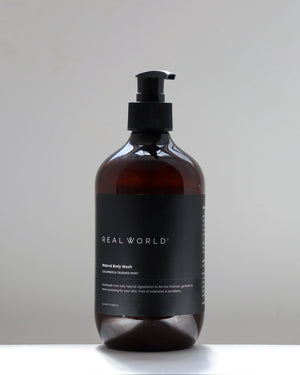 Hand Wash PET / Coconut & Lemongrass / Real World