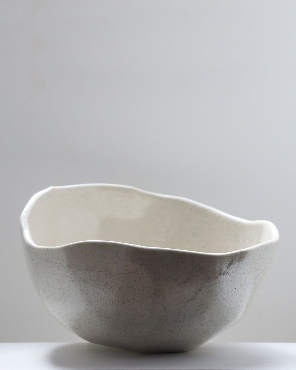 Forager Large Bowl / Poppyseed Glaze / Robert Gordon