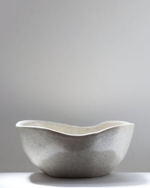 Forager Small Bowl / Poppyseed Glaze / Robert Gordon