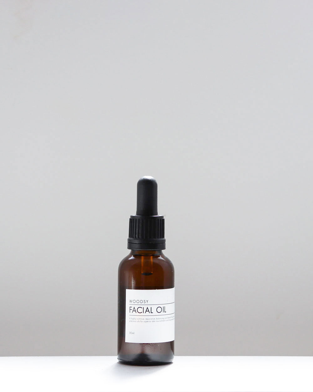 Face Oil / Woodsy Botanics
