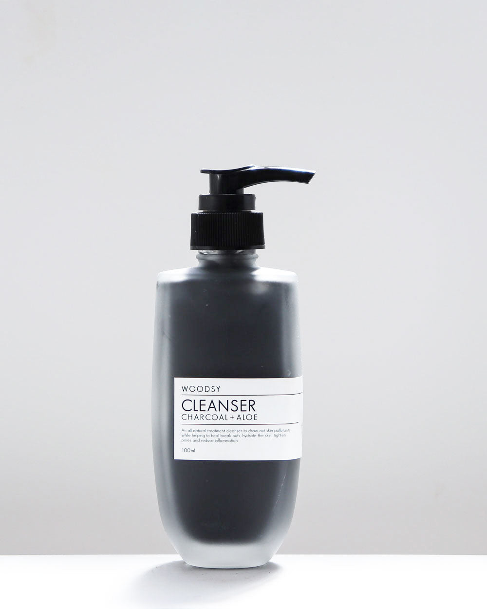 Face Cleanser / Charcoal / Woodsy Botanics