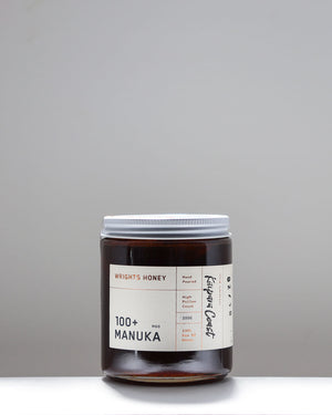 Manuka 100 + MGO / Wrights Honey