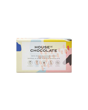 Mixed Chocolate Freeze Dried Fruit / House of Chocolate