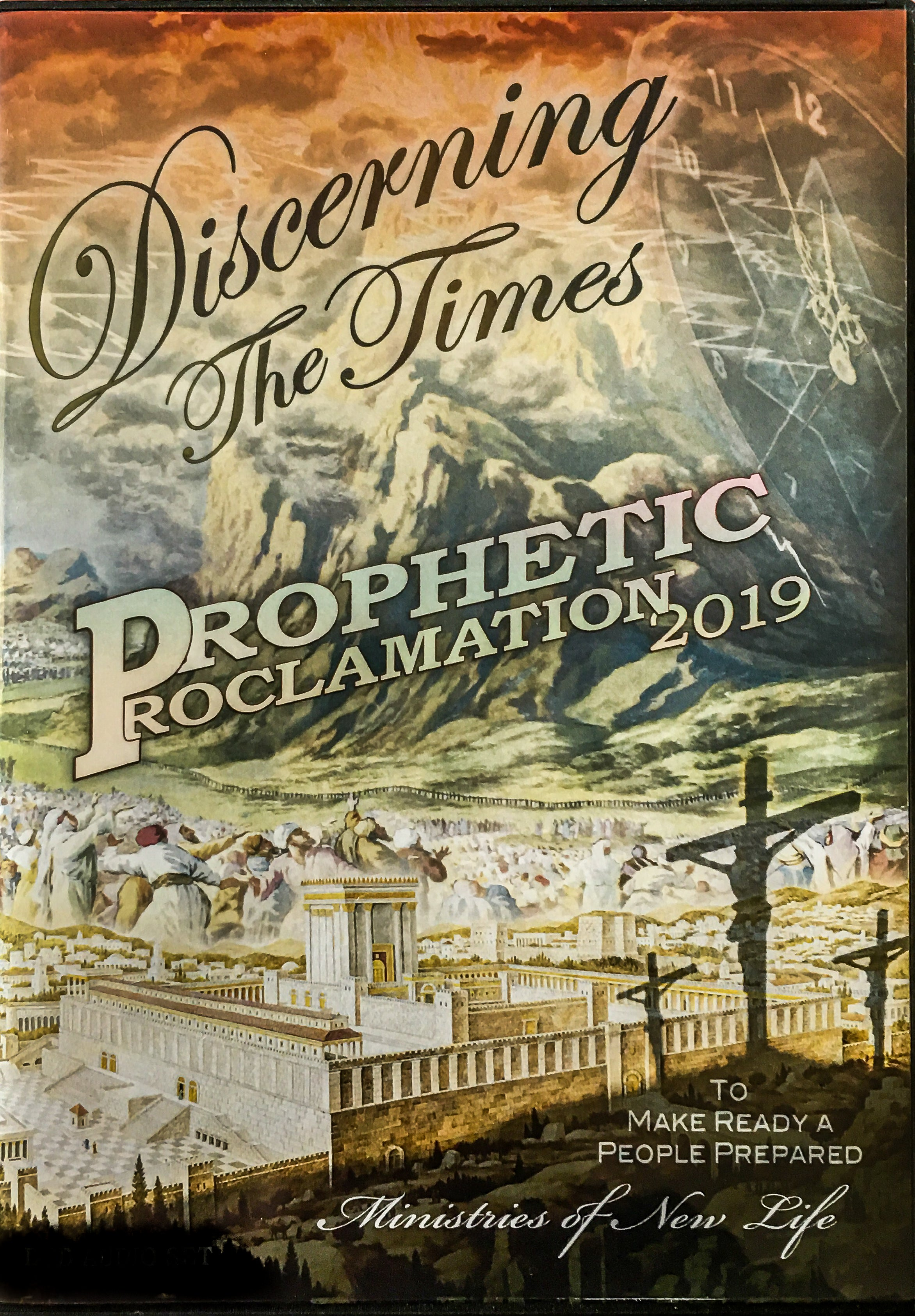 2019 Prophetic Proclamation product shot