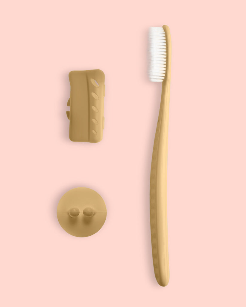Couple Full Size Toof Brush - Toof Inc
