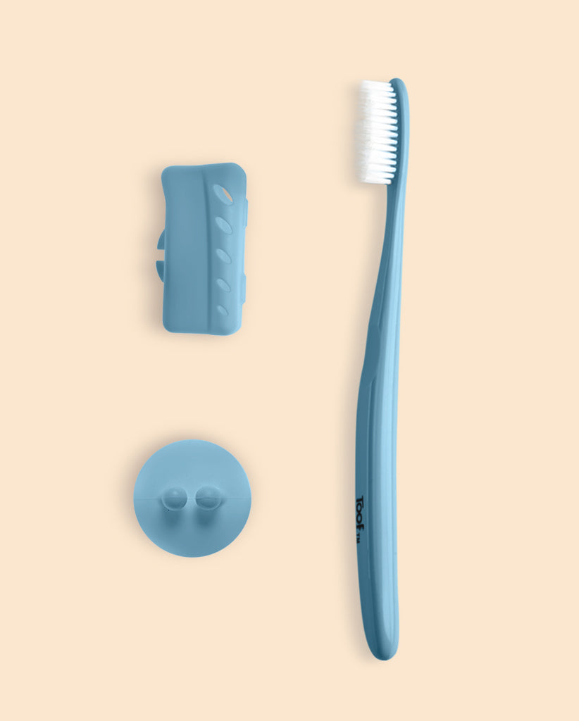 Couple Mid Size Toof Brush - Toof Inc