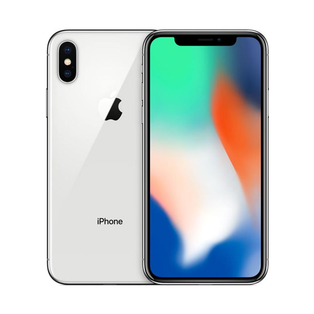 Apple iPhone X SIM Unlocked (Brand New) - Silver