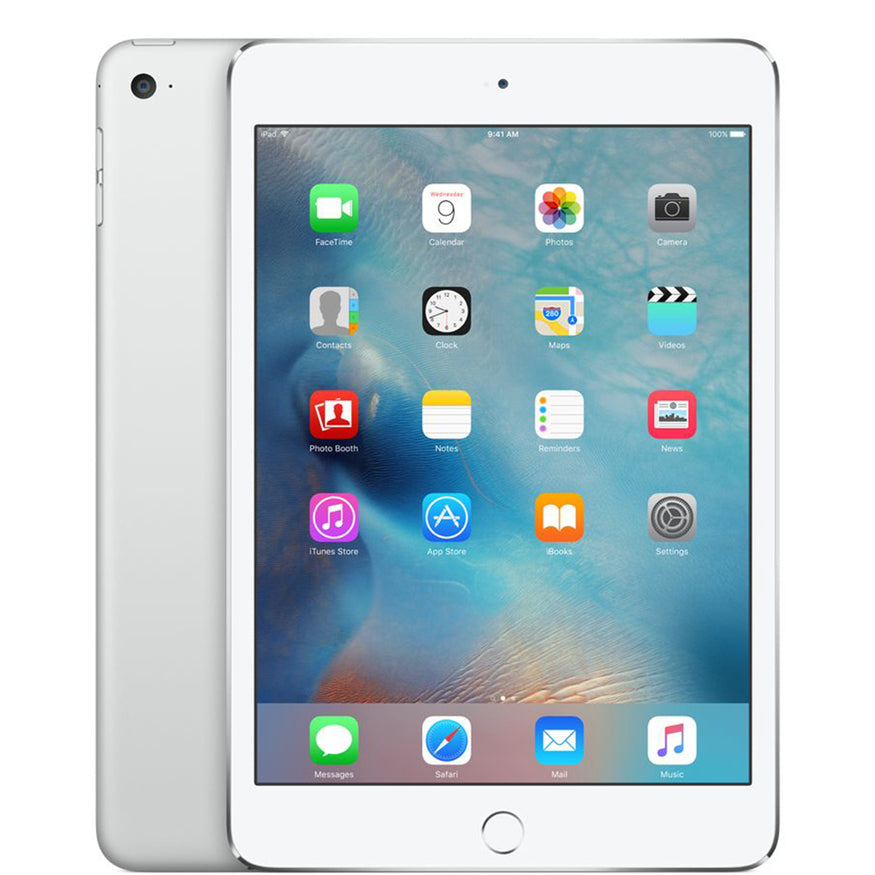Apple iPad mini 4 (Brand New) - Silver