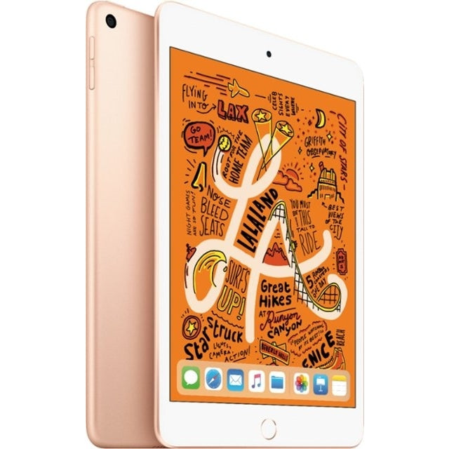 Apple iPad mini 5 (Brand New) - Gold