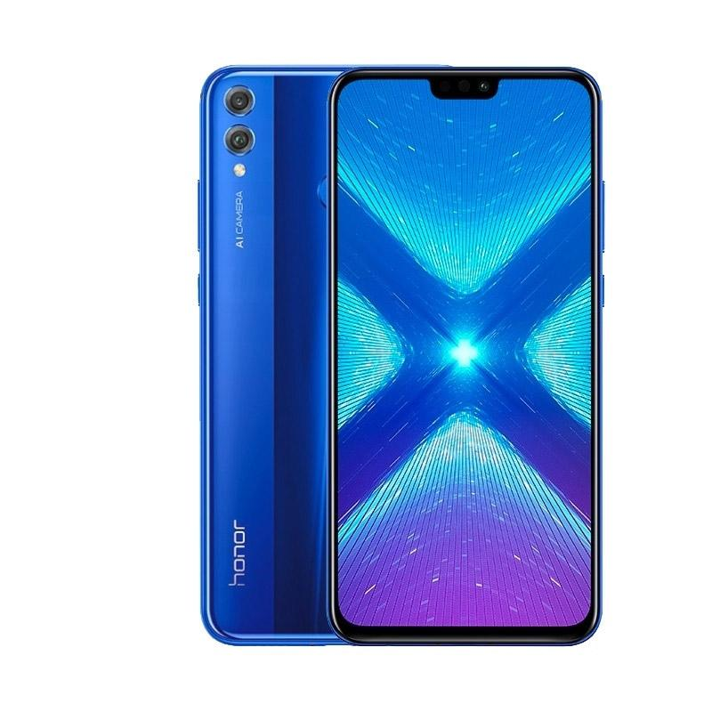 Honor 8X SIM Unlocked (Brand New) JSN-L21 - Blue