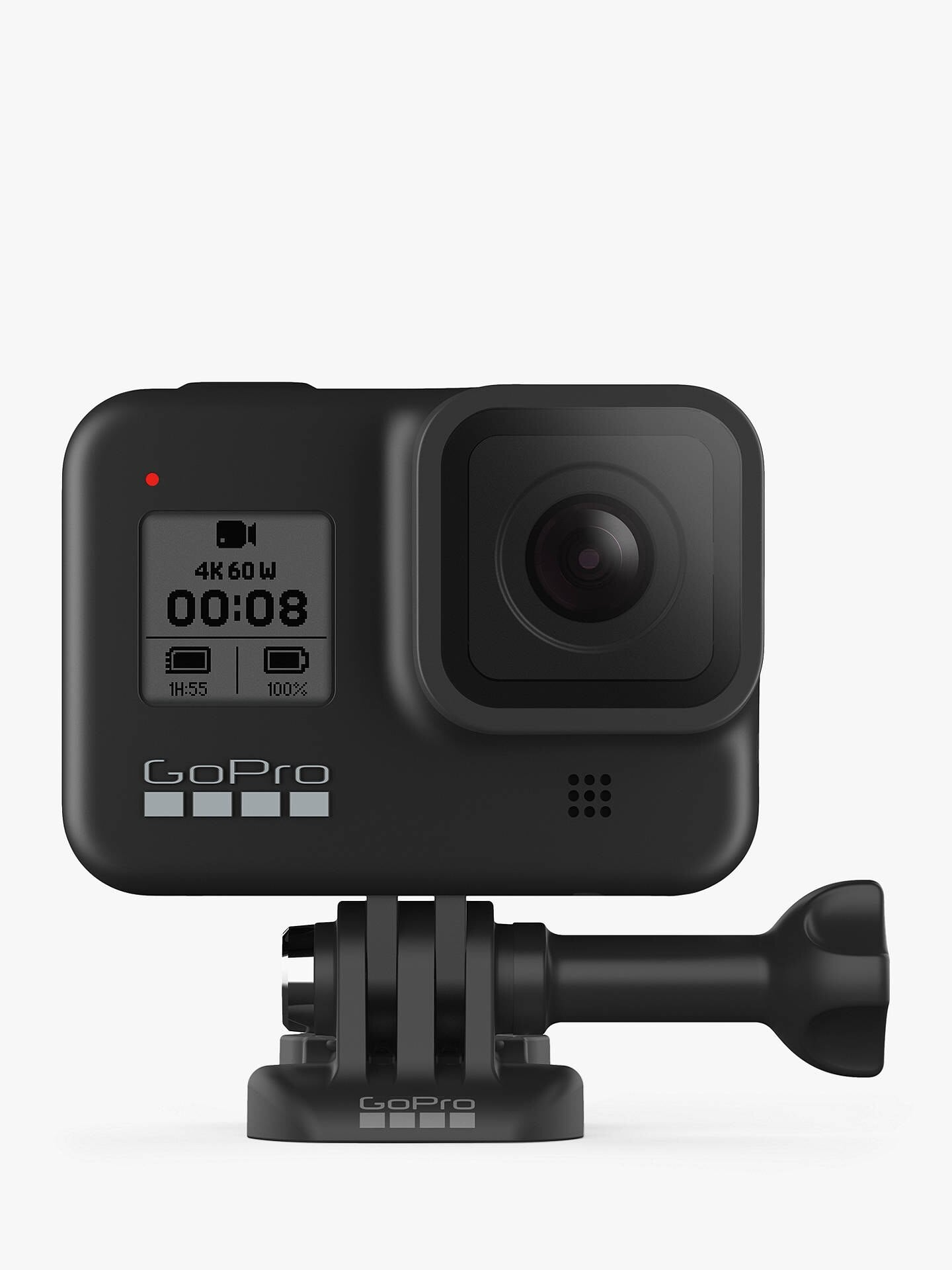 GoPro HERO8 Black Camcorder - Black (Brand New)