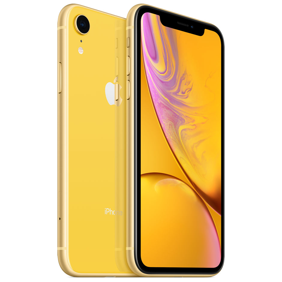 Apple iPhone XR SIM Unlocked (Brand New) - Yellow