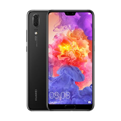 Huawei P20 SIM Unlocked (Brand New) EML-L29C (Global) - Black
