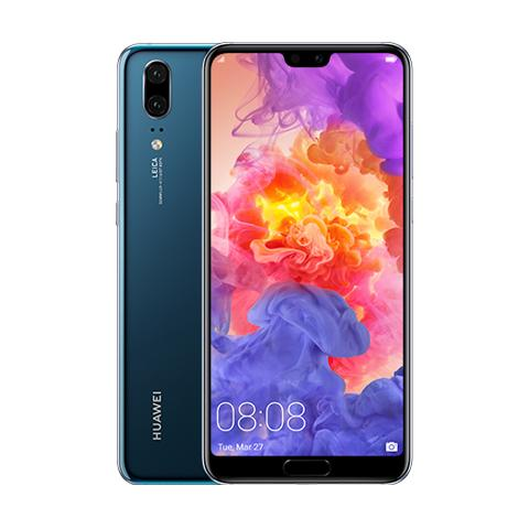 Huawei P20 SIM Unlocked (Brand New) EML-L29C (Global) - Blue