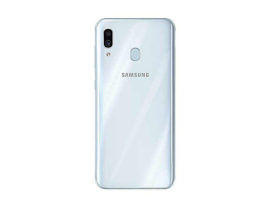 Samsung Galaxy A30 SIM Unlocked (Brand New) SM-A305F/DS (Global) - White
