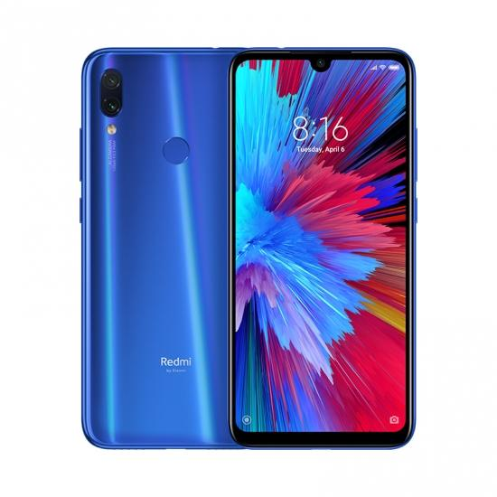 Xiaomi Redmi Note 7 SIM Unlocked (Brand New) M1901F7G- Neptune Blue