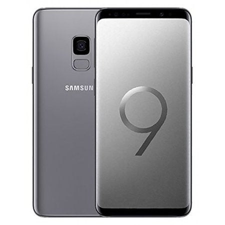 Samsung Galaxy S9 SIM Unlocked (Brand New) G960F/DS (Global) - Titanium Gray