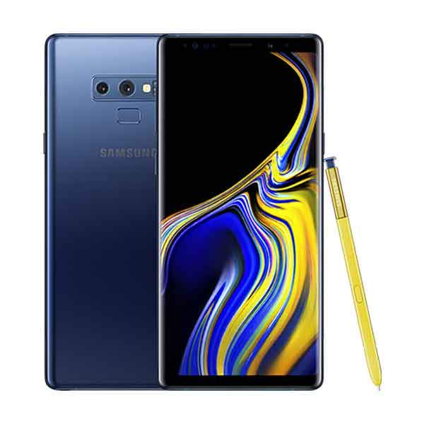 Samsung Galaxy Note 9 SIM Unlocked (Brand New) SM-N960F/DS (Global) - Ocean Blue