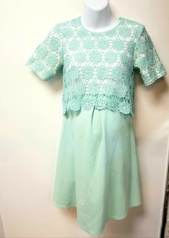 Small Mint dress, size 2