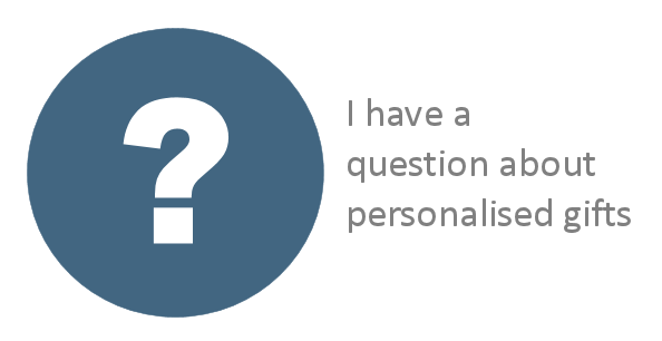Frequently asked questions about personalised gifts - Kustom Threadz Embroidery