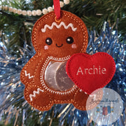 Gingerbread Person <br/>Decoration