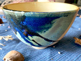 Pastels on Ceramics - Bowls - Set of two