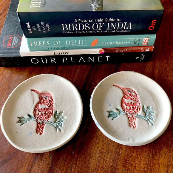 Kingfisher Plate Small - Set of two