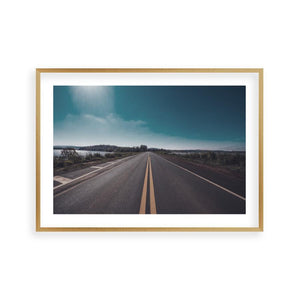 Endless Road Print - Blim & Blum