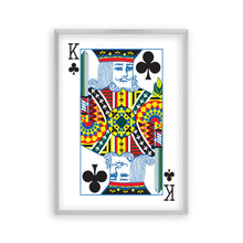 Load image into Gallery viewer, King Of Clubs Print