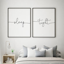 Load image into Gallery viewer, Sleep Tight - Set Of 2 Prints - Blim & Blum