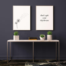 Load image into Gallery viewer, Dandelion In The Wind Print - Blim & Blum
