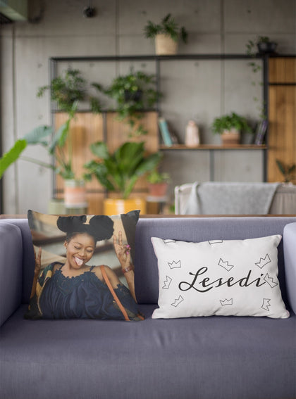 SHOP PERSONALISED SCATTER CUSHIONS, PILLOWS & THROWS