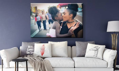 SHOP PERSONALISED CANVAS