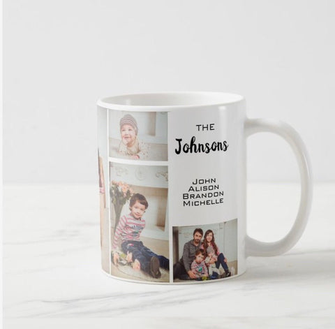 Personalised Picture Mug
