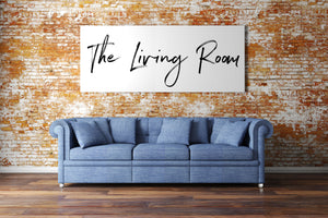 The Living Room Monthly Subscription