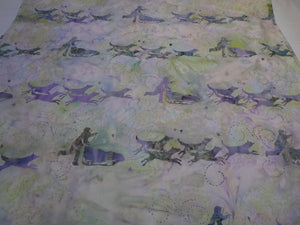Dog Musher 1/2 Yard