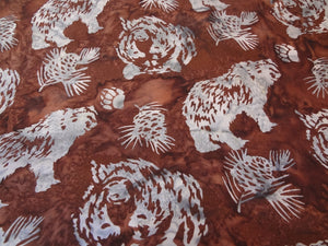 Grizzly Bear 1/2 Yard