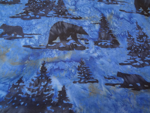 Black Bear 1/2 Yard