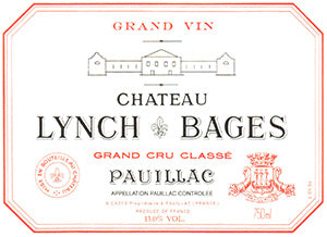 2000 Chateau Lynch Bages, Pauillac (750ml)