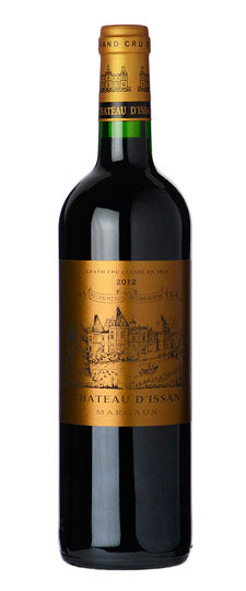 2012 Chateau D'Issan, Margaux (750ml)