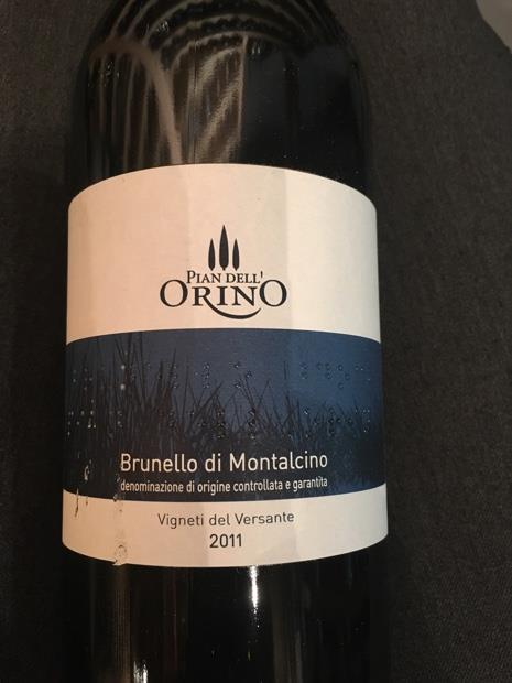 2013 Pian dell'Orino Brunello di Montalcino (750ml)