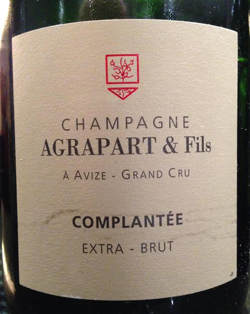 Agrapart Champagne Grand Cru Complantée Extra Brut (750ml)