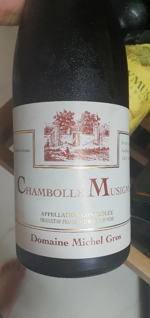 2018 Domaine Michel Gros Chambolle-Musigny (750ml)