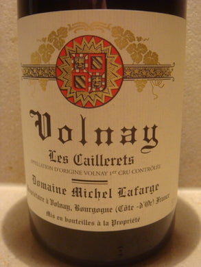 2009 Domaine Michel Lafarge Volnay 1er Cru Caillerets (750ml) Pre-Arrival