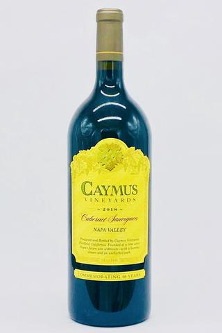 2018 Caymus Cabernet Sauvignon Napa Valley (1500ml)
