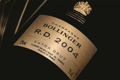 2004 Bollinger Champagne R.D. Extra Brut (1.5ML)