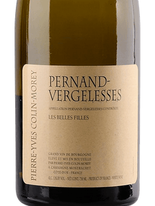 2018 Pierre-Yves Colin-Morey Pernand-Vergelesses Les Belles Filles (750ml)